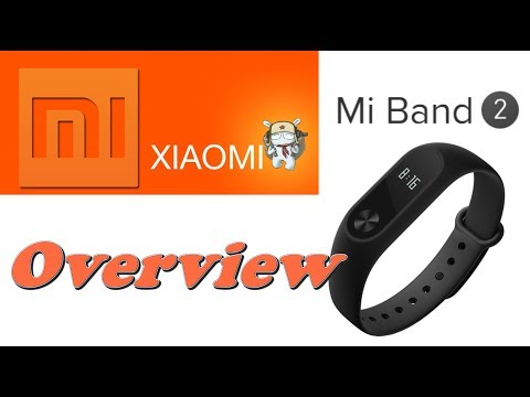 BETTER Than FITBIT?? - Overview Of The Xiaomi Mi Band 2