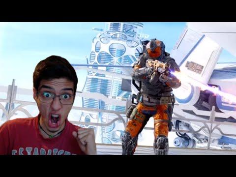 MI REACCIÓN al Trailer de Multijugador ECLIPSE DLC 2 | BLACK OPS 3