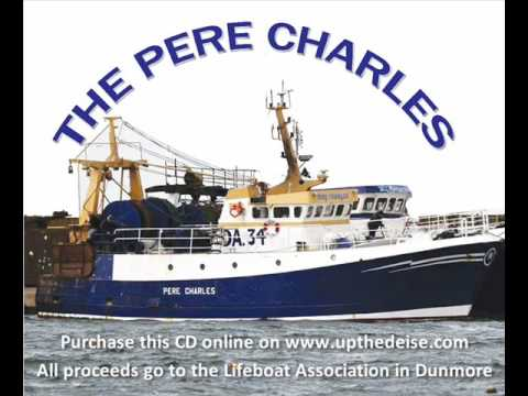 The Pere Charles in aid of The Lifeboat Association in Dunmore, Co. Waterford.