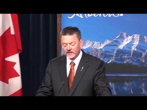 Alberta's 2013-14 first quarter energy revenue results and forecasts