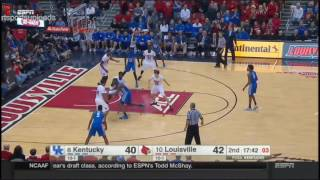 (NCAAM) #6 Kentucky Wildcats at #10 Louisville Cardinals in 20 Minutes