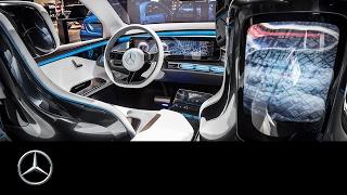 LIVE from Paris Motor Show: EQ Live Talk with Alexander Hilliger von Thile - Mercedes-Benz original