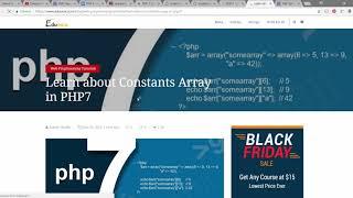07   constant arrays