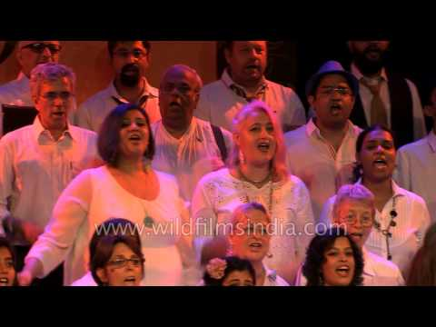 A R Rahman - Jai Ho ( cover) by The Capital City Minstrels Concert