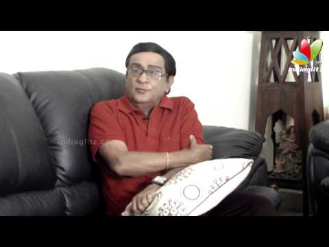 Venniradai Moorthy:  I'm Familiar With Double Meaning Dialogues | May Day Special | Indiaglitz