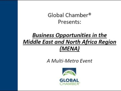 Multi-Metro Event: Business Opportunities in Middle East and North Africa (MENA) Region