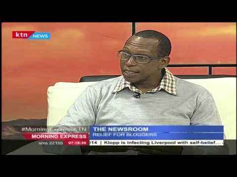 Newsroom: Analyzing media reportage in the country, 20th April 2016