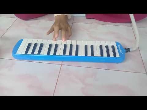 Not lagu sue ora jamu pianika (nabilA)