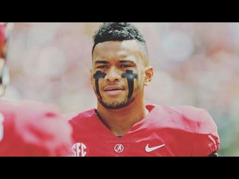 TUA TAGOVAILOA - HALL OF FAME - TRIBUTE - CRIMSON TIDE 2O18