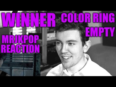 WINNER Empty And Color Ring Reaction / Review - MRJKPOP