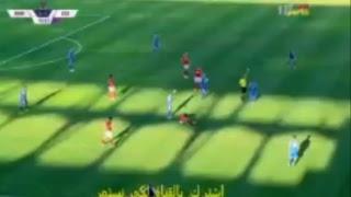 مباراة الزمالك والقادسية الكويتي فى البطولةالعربية