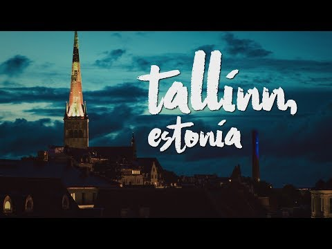 Tallinn, Estonia in 8K