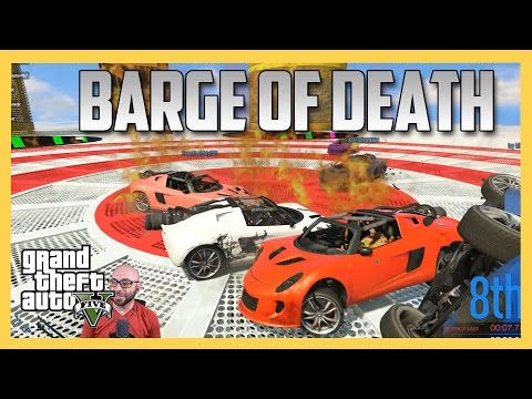 BARGE OF DEATH - GTA 5