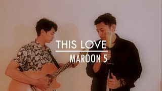 Download This Love - Maroon 5 (Percusive Guitar by Agi Agustian ft Agi Indra) Mp3