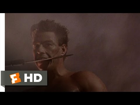 Cyborg (7/10) Movie CLIP - Against All Odds (1989) HD
