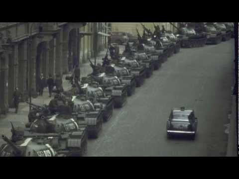 1968: Prague, Berlin, and Paris