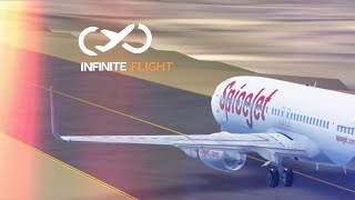 Infinite Flight - Capetown to London Heathrow A340