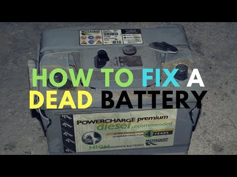 You Should know about How to fix a DEAD Battery