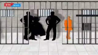 Stolen Innocence: 14 year old defiled in a cell at Tigoni police post, now pregnant
