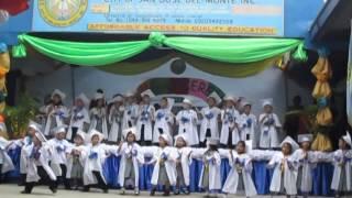 St Margaret School Preschool Graduation Song 2014 (Russel de Castro)