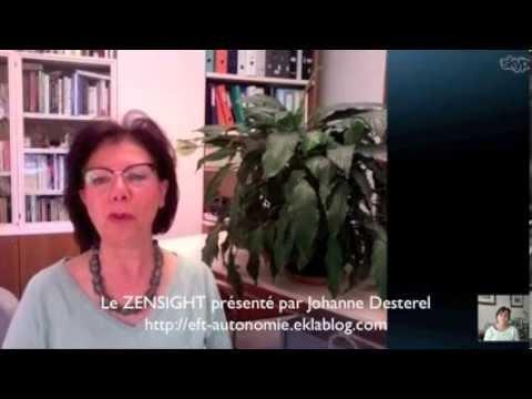 Le Zensight avec Johanne Desterel