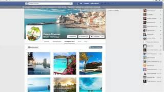 Как добавить Instagram на Facebook фан страницу