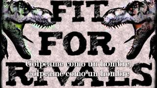 Download Fit For Rivals Hit Me Subtitulado al Español MP3 song and Music Video