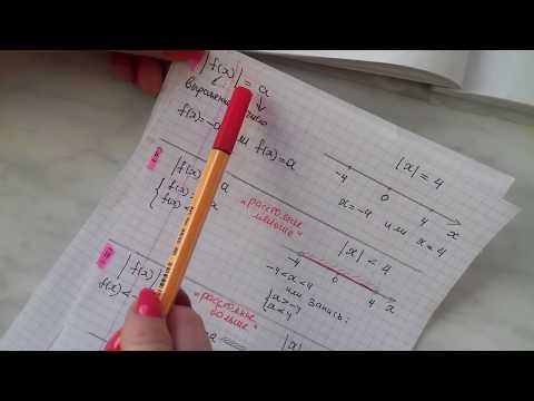 Промежутки знакопостоянства функции. Экзамен на отлично по математике за 9 класс. Вариант 21, № 8