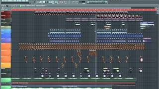 Fruity Loops Studio Experimental Music  -  Rhode Trip XII