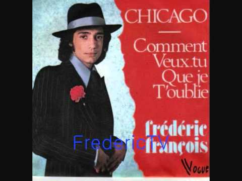 FREDERIC FRANCOIS    ♥♥CHICAGO♥♥