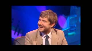 Martin Freeman - Never Mind The Buzzcocks Series 22 Episode 12