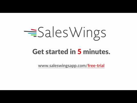 The SalesWings Command Center