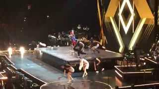 Madonna - Holiday - Rebel Heart Tour LIVE In Prague [FULL STAGE VIEW]
