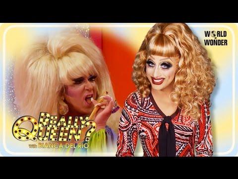 Bianca Del Rio's Really Queen? - Lady Bunny