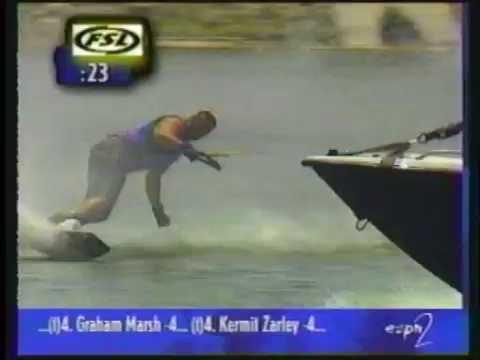 Jeff Heer, 1997 Pro Wakeboard Tour stop - Altamonte Springs, FL