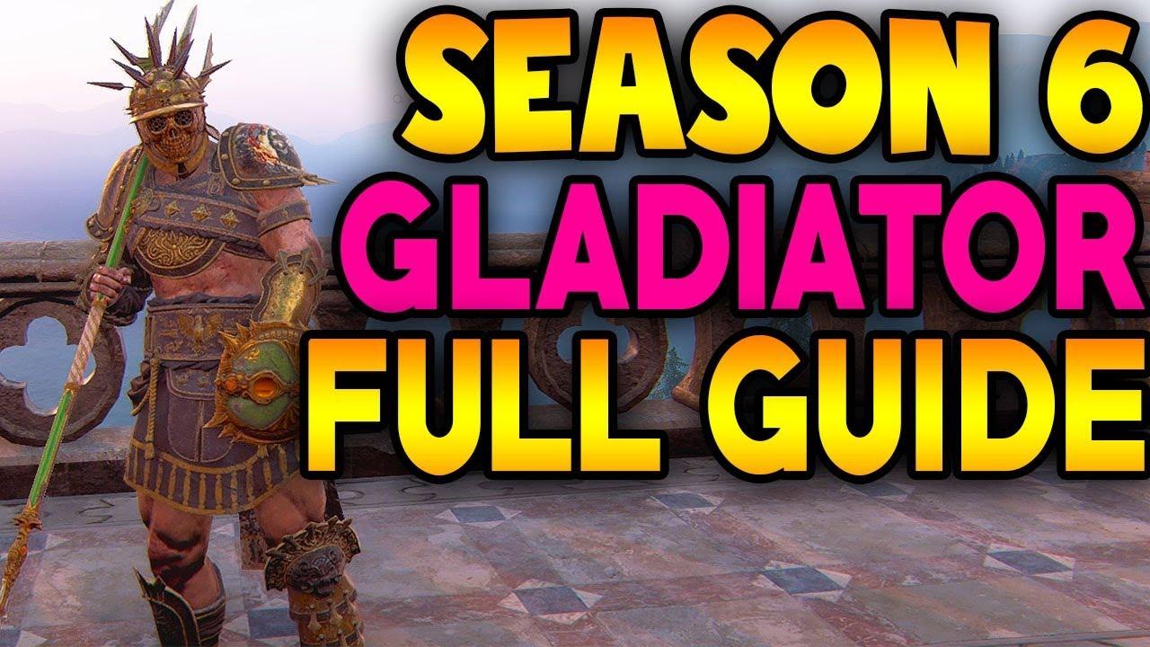 For honor season 6 gladiator guide season 6 full in depth gladiator guide youtube - When is for honor season 6 ...