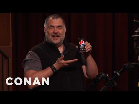 Tony The Cameraman Knows Zero About New York City  - CONAN on TBS