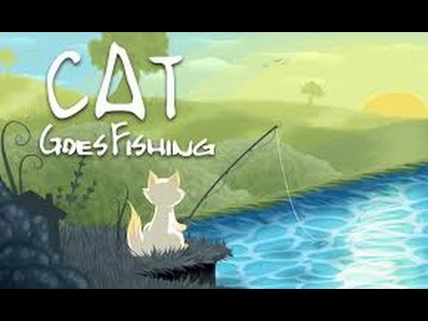 Cat Goes Fishing Online