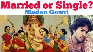Ganesha Married or Single? | Madan Gowri | MG