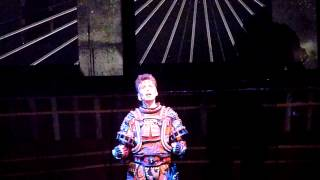 Kevin Köhler als Rusty - Starlight Express - Tag der offenen Tür 2014 - Starlight Express Bochum