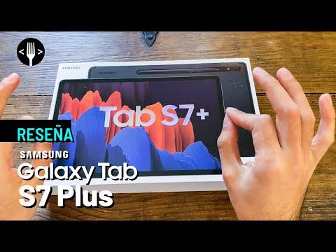 Reseña: Samsung Galaxy Tab S7+