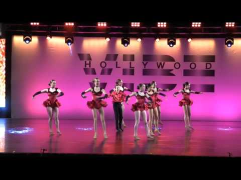 Hollywood Vibe:  Heat Wave  Jr. 1 Jazz