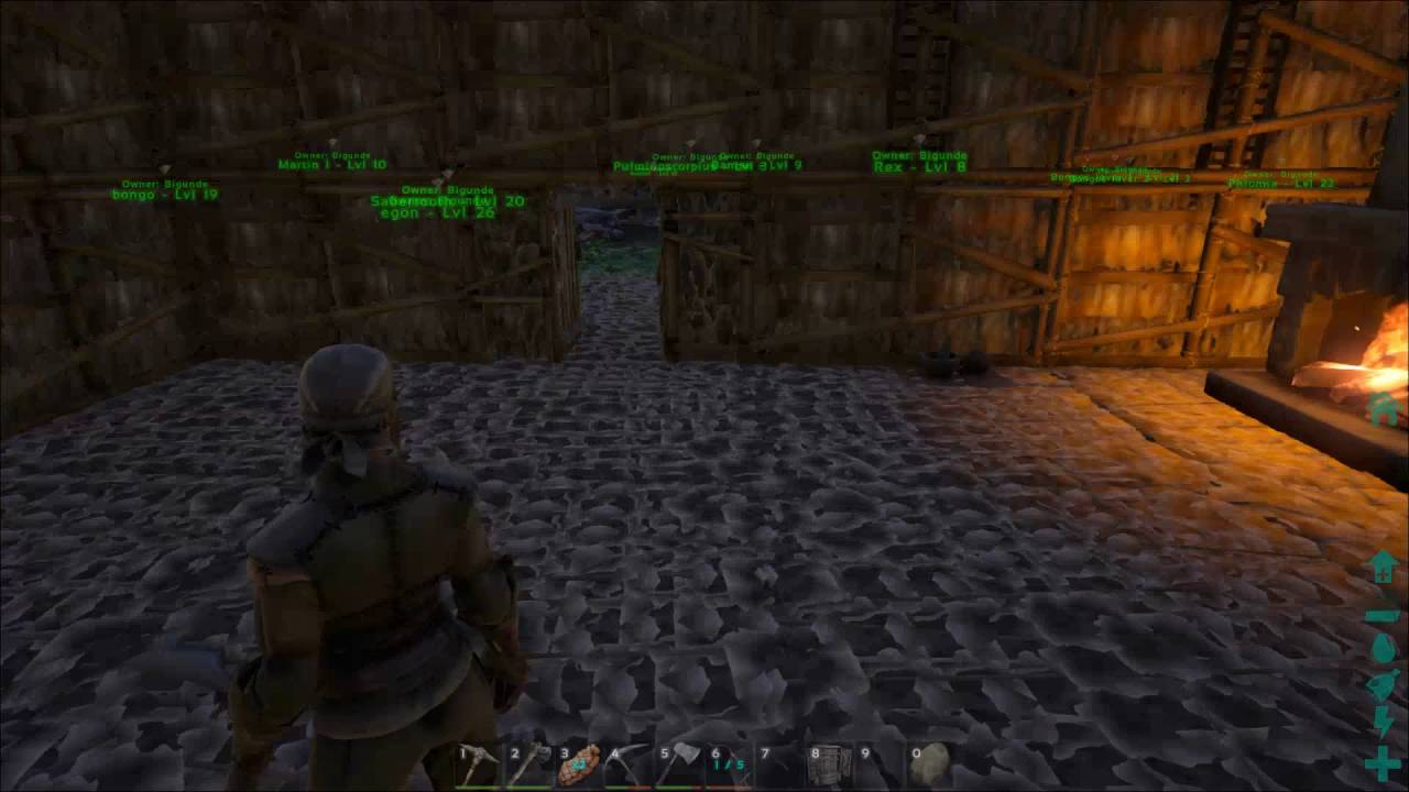 How To Craft Bookshelf In ARK Survival Evolved