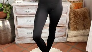 Kaya Scrunch Legging | Mika Yoga Wear