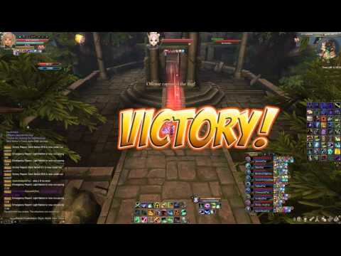 X server NW Chapter 6: Twilight Temple vs Dawnglory