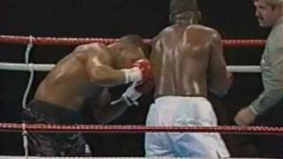 Майк Тайсон - Джеймс Даглас 38 (4) Mike Tyson vs James 'Buster' Douglas