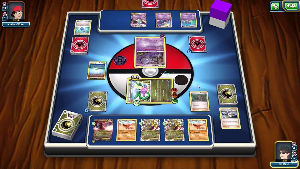 pokemon karten online spielen