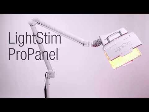 Introducing the LightStim ProPanel