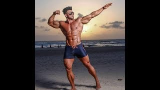 Sahil khan motivational gym workout part 2