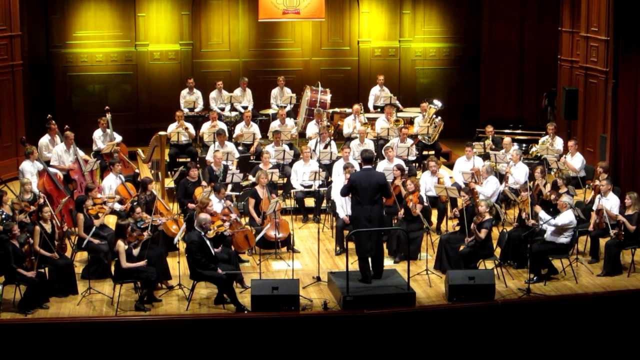 Скачать петр ильич чайковский 1812 год финал симфонической.